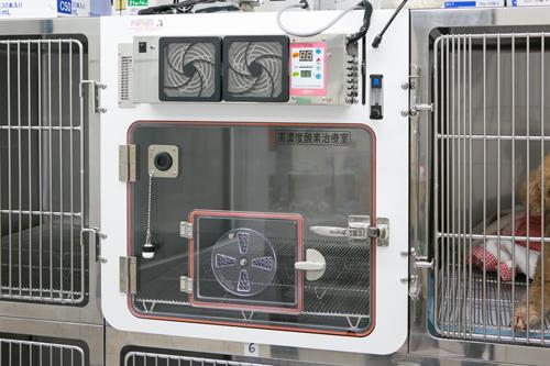 酸素集中治療室(ICU)