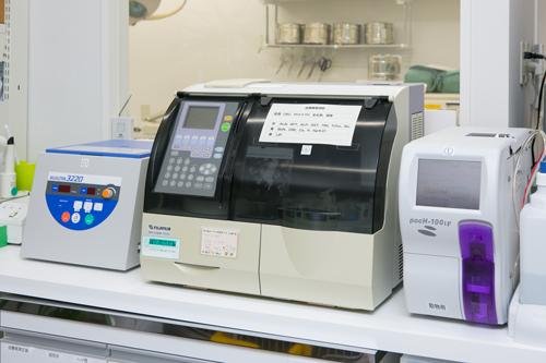 血液化学検査機器